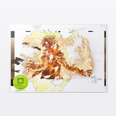 KEYANIMATION CLEAR FILE 02 傷物語〈�T 鉄血篇〉