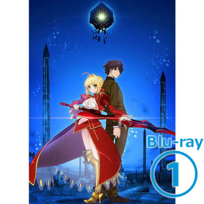 Fate/EXTRA Last Encore 1 【完全生産限定版】Blu-ray