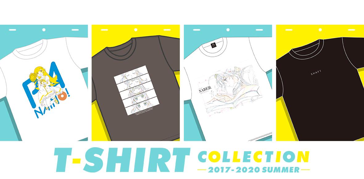Tシャツコレクション