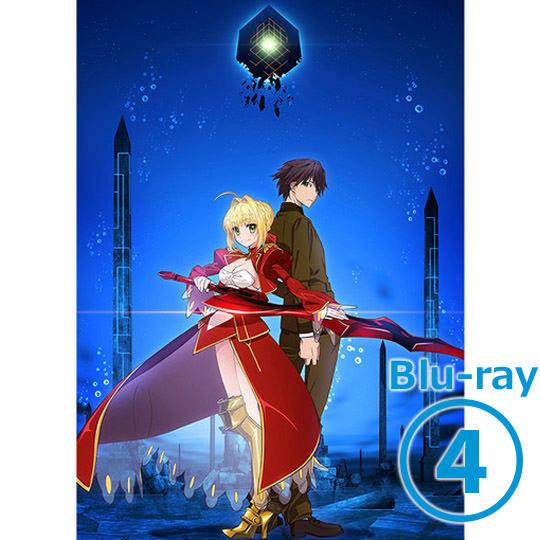Fate/EXTRA Last Encore 4 【完全生産限定版】Blu-ray