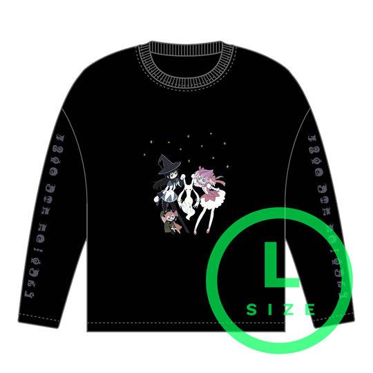 【発送開始のお知らせ】ロングスリーブTシャツ2種