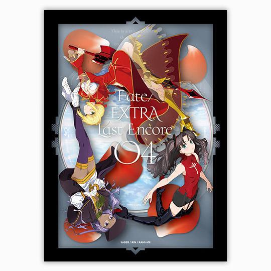 【発送開始のお知らせ】Fate/EXTRA Last Encore第4巻の配送を開始いたします。