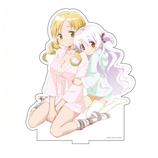 【発送開始のお知らせ】巴マミ&百江なぎさ SPRINGHOLIDAYアクリルスタンド