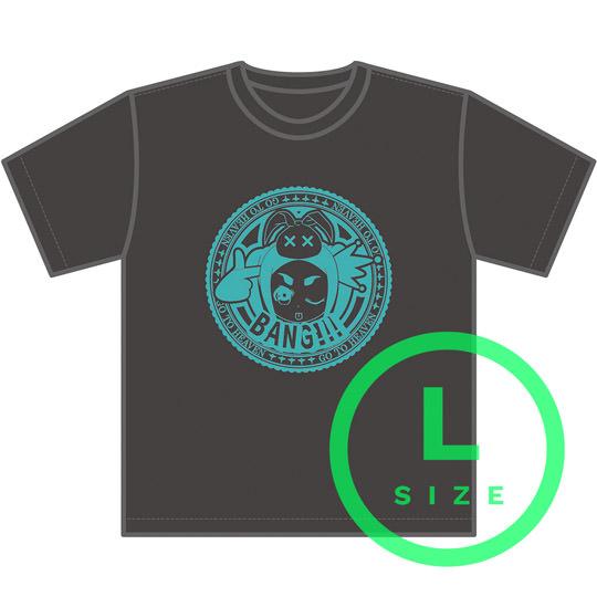 【発送開始のお知らせ】斧乃木余接 BANG!!!Tシャツ、忍野忍「ぱないの!」Tシャツ