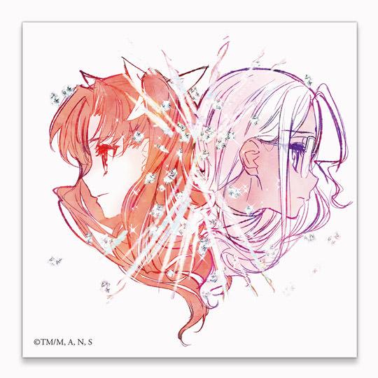 【再入荷情報】Fate/EXTRA Last Encoreスクエアアクリルキーホルダー