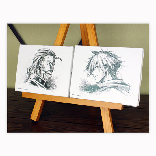 【再入荷情報】Fate/EXTRA Last Encore キャンバスアート 05 ダン・ブラックモア