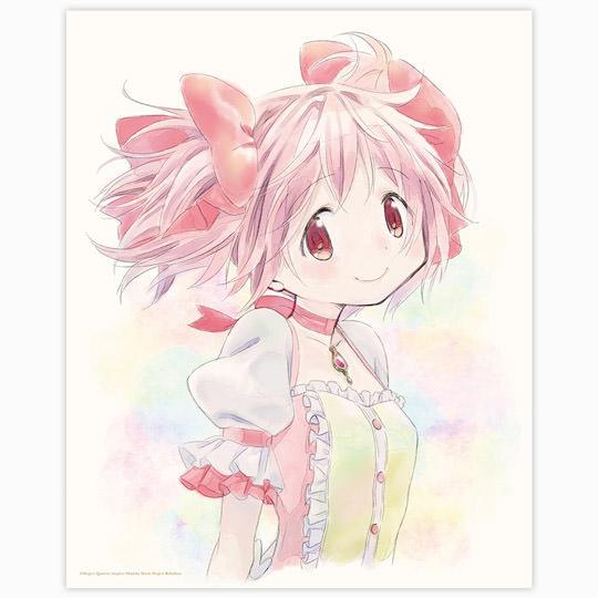 【発送開始のお知らせ】劇場版魔法少女まどか☆マギカ[新編]叛逆の物語 鹿目まどか キャンバスアートの発送を開始いたします。